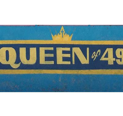 Queen of 49' Logo