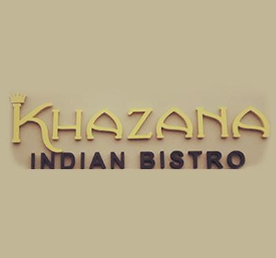Khazana Indian Bistro Logo