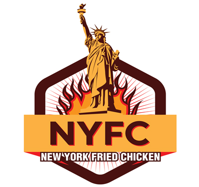 New York Fried Chicken - Wilmington Logo