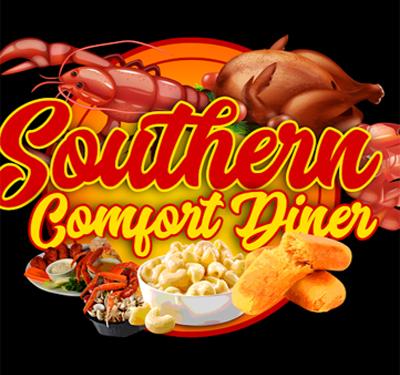 Southern Comfort Diner Logo