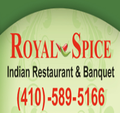 Royal Spice Indian Restaurant Logo
