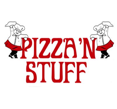 Pizza 'N Stuff Logo