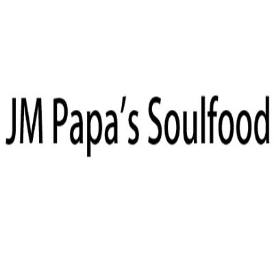 JM Papa's Soulfood Logo