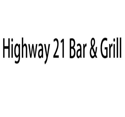 Highway 21 Bar & Grill Logo