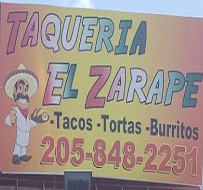 Taqueria El Zarape Logo