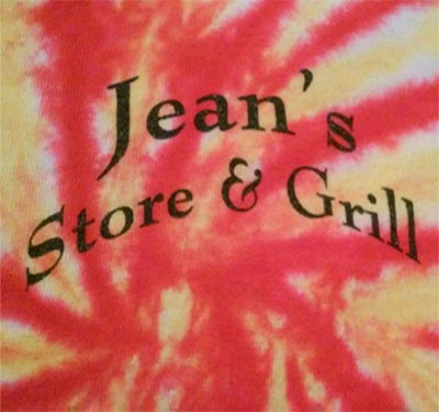 Jean's Store & Grill Logo