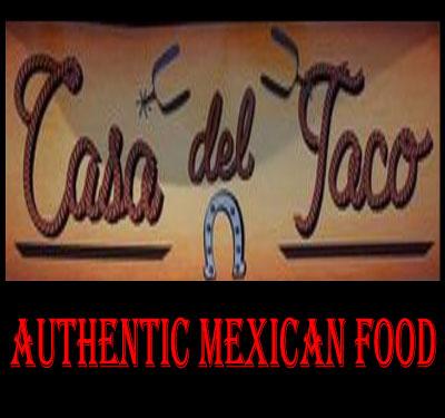 Casa Del Taco Logo