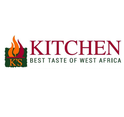 K's Kitchen Best Taste Of West Africa Logo
