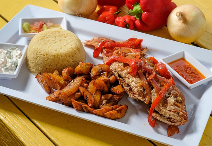 K's Kitchen Best Taste Of West Africa in New Castle, DE at Restaurant.com