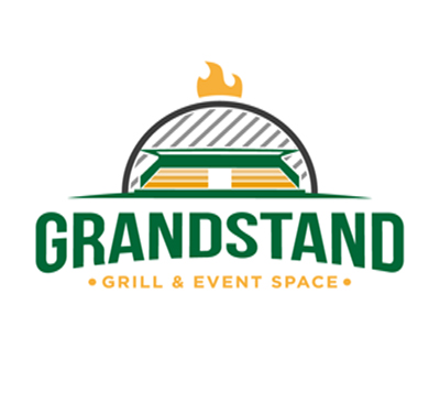 Grandstand Grill & Event Space Logo
