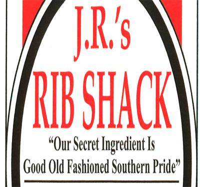 J.R.'s Rib Shack Logo