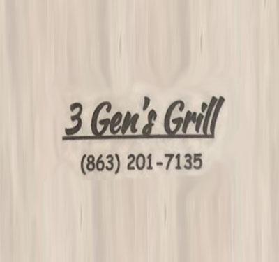 3 Gen's Grill At The Ridge