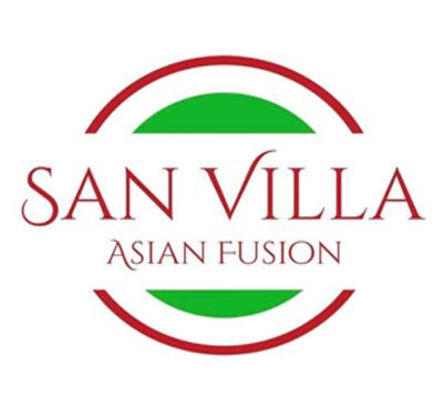 San Villa Asian Fusion Logo