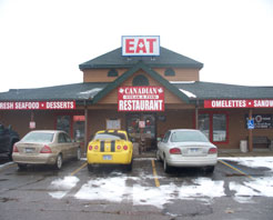 Canadian Steak, Fish & Sandwich Co. in Fenton, MI at Restaurant.com