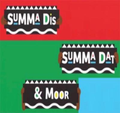 Summa Dis, Summa Dat & Moor Logo