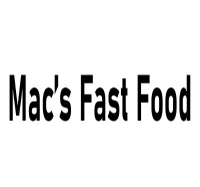 Mac's Fast Food Logo