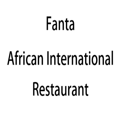Fanta African International Restaurant Logo