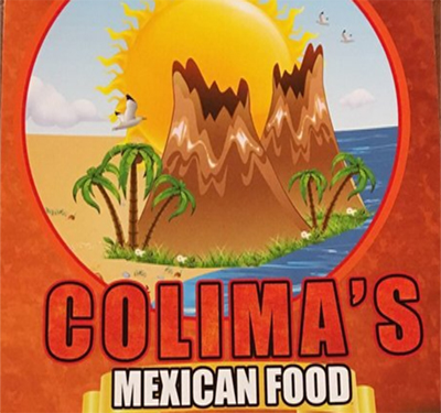 Colima's Mexican Food Logo