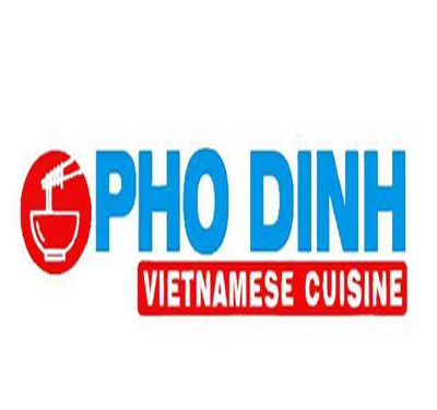 Pho Dinh Vietnamese Cuisine Logo