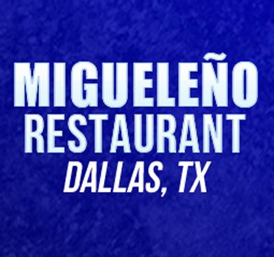 El Migueleno Restaurante Logo
