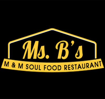 Ms. B's M & M Soul Food Logo