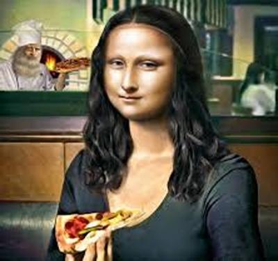 Mona Lisa's Logo