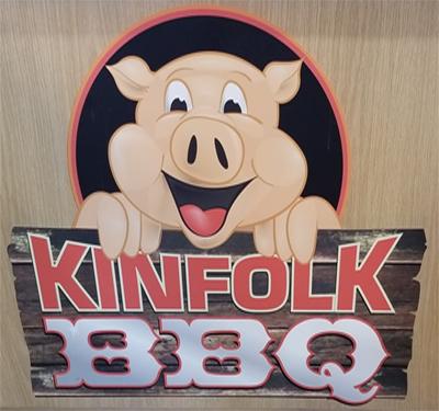 Graboost Kinfolk BBQ Logo