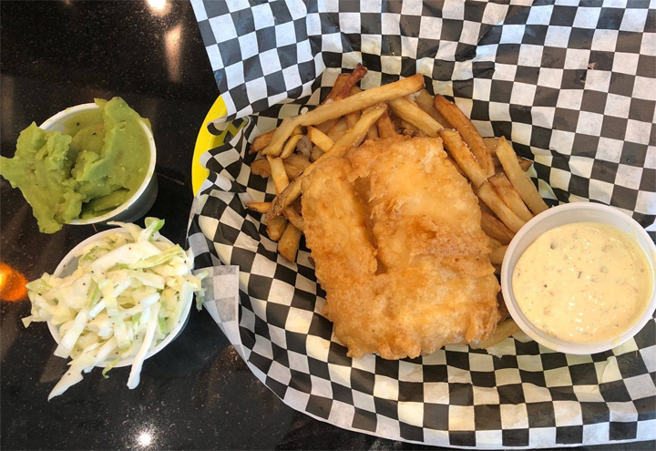 A Salt N Battered - A Fish Fry Co. in Charleston, SC at Restaurant.com