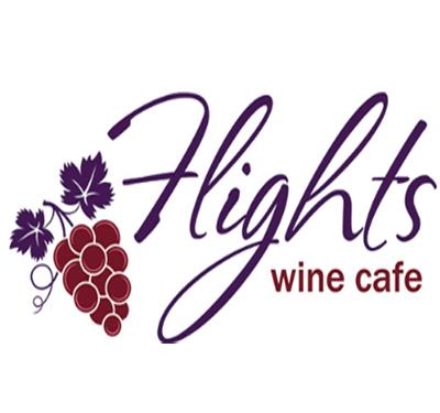 Flights Wine Cafe Logo