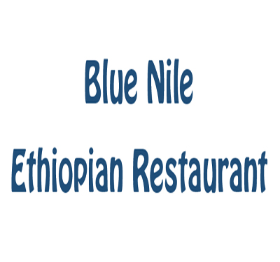 Blue Nile Ethiopian Restaurant Logo
