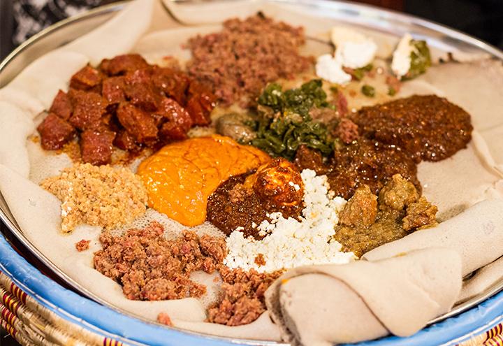 Blue Nile Ethiopian Restaurant in Seattle, WA at Restaurant.com