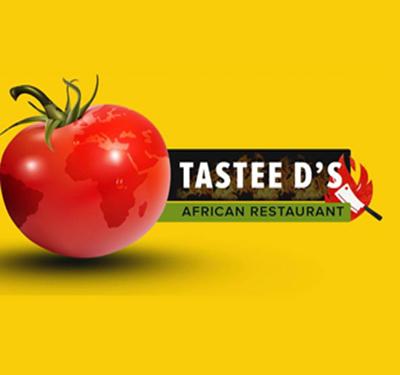 Tastee D's African Restaurant Logo