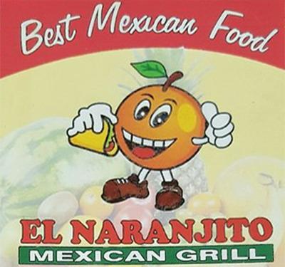 El Naranjito Mexican Grill Logo
