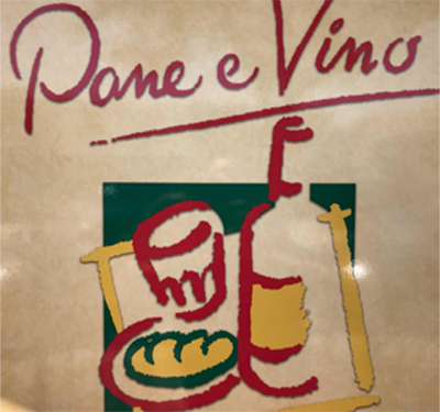 Pane e Vino Logo
