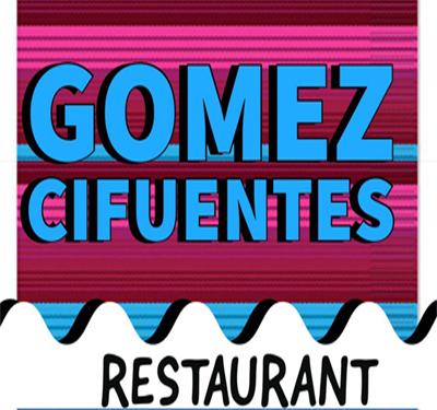 Restaurant Gomez Cifuentes Logo