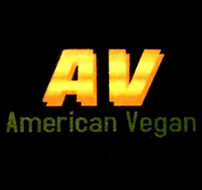 American Vegan Logo