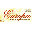 Europa Restaurant and Bar Logo