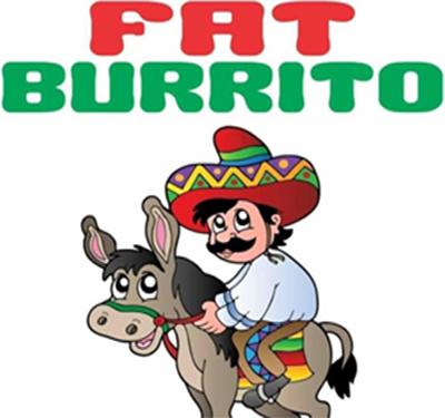 Fat Burrito #2 - Highland Logo