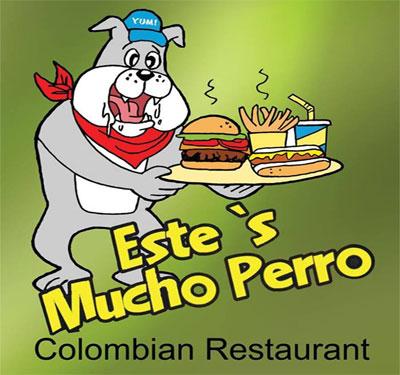 Este's Mucho Perro Logo
