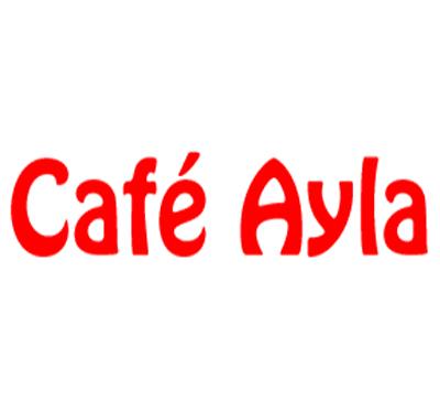 Cafe Ayla Logo