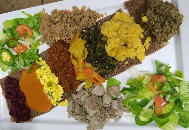 Enat Ethiopian Restaurant & Cafe in Columbus, OH at Restaurant.com