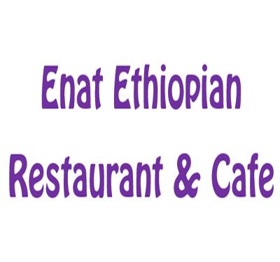 Enat Ethiopian Restaurant & Cafe Logo