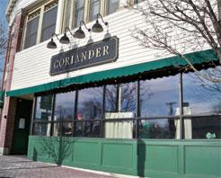 Coriander Bistro in Sharon, MA at Restaurant.com