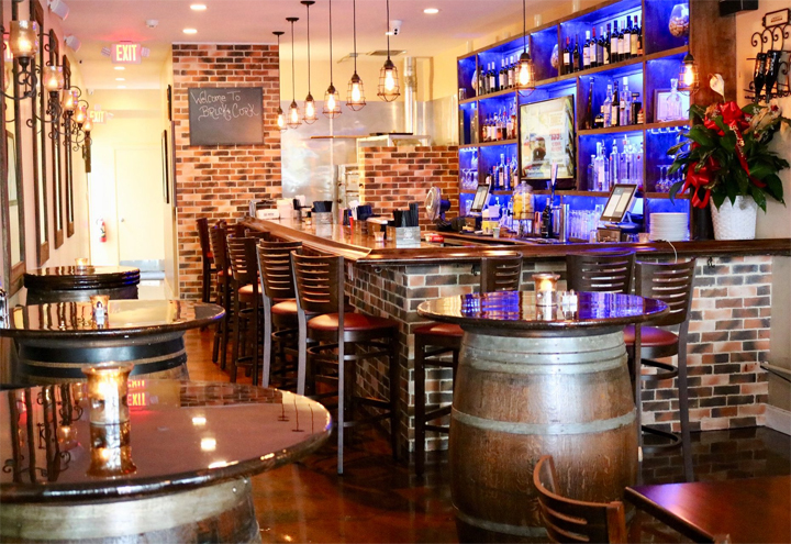 Brick & Cork in Massapequa, NY at Restaurant.com