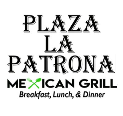 Plaza La Patrona Logo