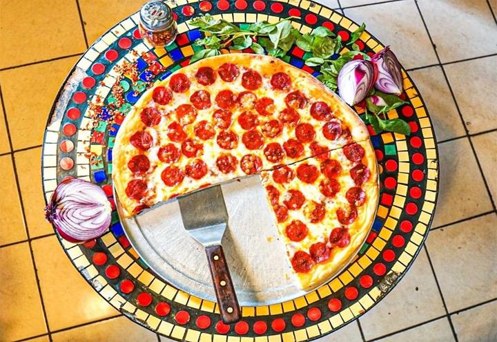 Paris Pizza & Grill in San Francisco, CA at Restaurant.com