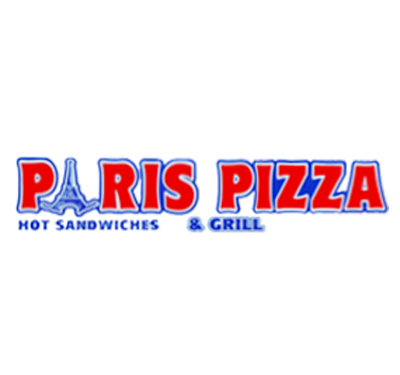 Paris Pizza & Grill Logo