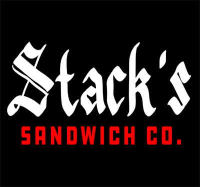 Stack's Sandwich Co. Logo