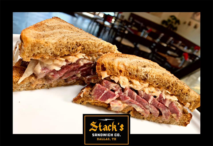 Stack's Sandwich Co. in Dallas, TX at Restaurant.com