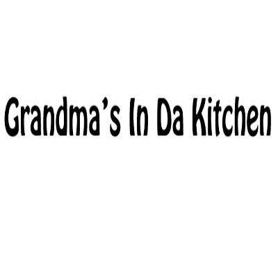 Grandma's In Da Kitchen Logo
